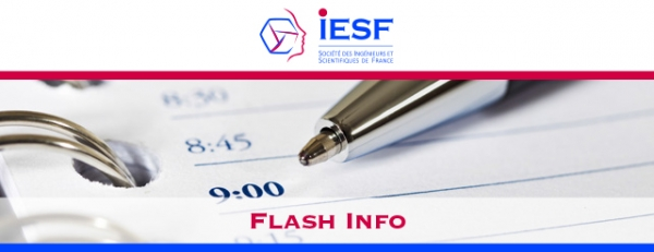 IESF Flash info - avril 2017