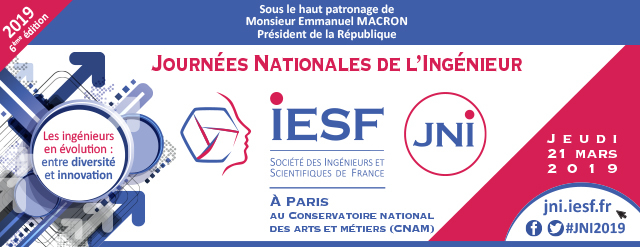 Colloque national des JNI le 21 mars 2019