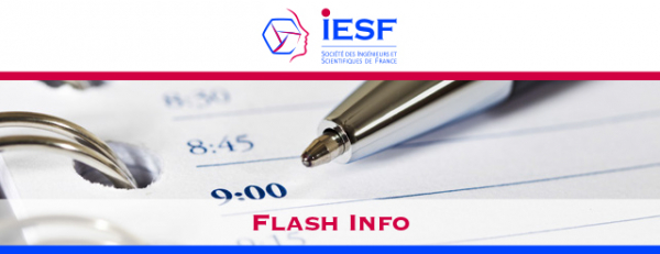 Flash info IESF - avril 2019