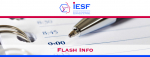 Flash info IESF - avril 2018